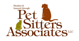 Lindy Lou Pet Sitting is a member & Insured through Pet Sitters Associates, LLC
